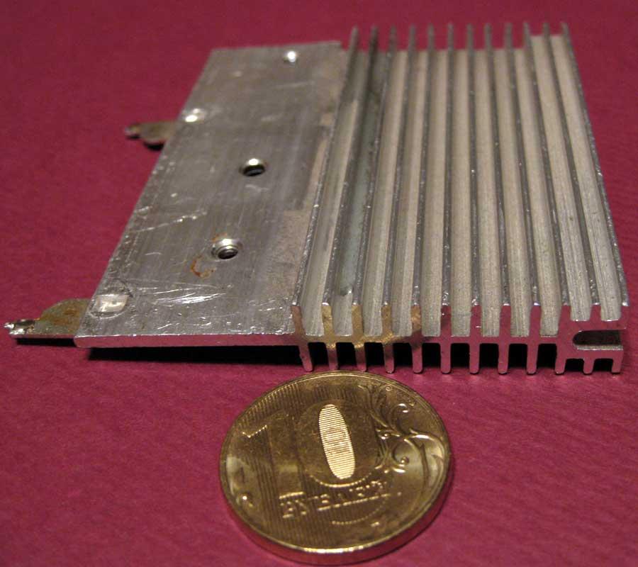 Радиатор для транзисторов или